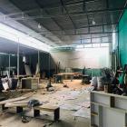 Cho thuê kho mặt tiền Trường Chinh 330 m2 Quận Cẩm Lệ