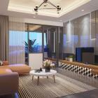 Cho thuê nhà 4 tầng 5PN full nội thất gần cầu Tiên Sơn