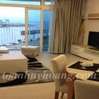 Cho thuê căn hộ cao cấp Azura 2 phòng ngủ tầng cao giá 1.200 usd-TOÀN HUY HOÀNG
