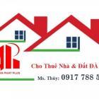 Cho thuê nhà mặt tiền đường Núi Thành. Giá thuê 13tr/th.