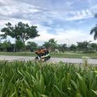 Cho thuê 2 lô đất đối diện công viên Thanh Niên, ngay khu triễn lãm quốc tế, ngay khu sân Golf trung tâm TP.