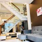 Cho thuê nhà nguyên căn 3 tầng đường Điện Biên Phủ,  diện tích sử dụng 150m2, full nội thất