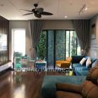 Cho thuê nhà đẹp  3 tầng khu Nam Việt Á 100m2 4 PN full nội thất đẹp giá 20 triệu - TOÀN HUY HOÀNG