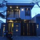 Villa hồ bơi 3 phòng ngủ gần biển Tân Trà - B100