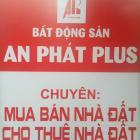 Nhà mặt tiền 9m Hà Huy Giáp, gần ĐH Ngoại Ngữ - 15tr/th