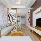 Cho thuê căn hộ HAGL 2PN 94m2 ngay 72 Hàm Nghi giá chỉ từ 7 triệu/tháng