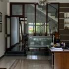 Cho thuê nhà 4,5 tầng MT Lê Đình Lý, gần Nguyễn Văn Linh -30tr