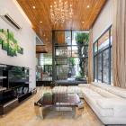 Cho thuê villa 3 tầng sân vườn trung tâm thành phố Đà Nẵng.