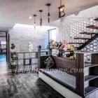 Cho thuê villa sân vườn 3 tầng gần biển Mỹ Khê, Diện tích 180m2, full nội thất