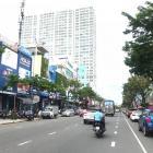 Cho thuê nhà 3 tầng MT Hàm Nghi, phố điện tử Đà Nẵng 30 tr.th