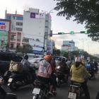 Nhà 5 tầng mặt tiền Nguyễn Hữu Thọ - 40tr/tháng