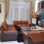Cho thuê biệt thự Phúc Lộc Viên Đà Nẵng 4PN nội thất đẹp giá 16.8 tr/th - Toàn Huy Hoàng