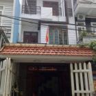Cho thuê nhà 3 tầng kiệt oto Trần Cao Vân