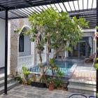 Cho thuê villa hồ bơi gần núi Ngũ Hành Sơn 4 phòng khép kín giá 15 triệu-TOÀN HUY HOÀNG