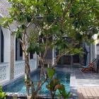 Villa mini 4PN hồ bơi gần bãi biển Non Nước - B726