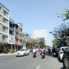 Cho thê nhà 3 tầng mặt tiền Lê Đình Lý, 25tr/th
