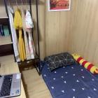 Phòng trọ đã đầy đủ tiện nghi. Địa chỉ: 100 Hoài Thanh ( ngay đh kinh tế)