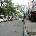 Cho thuê mặt bằng trống suốt ngang 10m Quang Trung