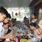 Cho thuê nhà đường Lê Lợi, ngang 5.3m chỉ 20 triệu