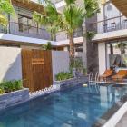 Villa 5PN 200m2, có hồ bơi, khu Nam Việt Á - B701