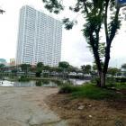 Cho thuê 960 m2 đất gần bờ hồ Hàm Nghi, HĐ 10 trên năm