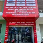 Cho thuê nhà đường Nguyễn Văn Linh có thang máy, có tầng hầm, sàn trống