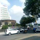 Nhà 3 tầng trống suốt mặt tiền Trần Phú, 70 m2