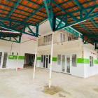 Cho thuê mặt bằng góc 2 mặt tiền đường Ngô Tất Tố và Hàn Thuyên, dt 22,5x11,2 nhà 2 tầng