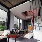 Cho thuê nhà đẹp khu đô thị Phú Mỹ An 2 phòng ngủ giá 8.5 triệu-TOÀN HUY HOÀNG