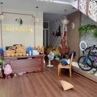 Cho thuê nhà đường hà huy tập thanh khê đà nẵng 4 tầng mới 100 m2 giá tốt