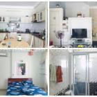 Nhà 3 phòng ngủ rộng rãi khu Hồ Xuân Hương - B749