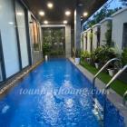 Cho thuê villa hồ bơi 4 tầng gần núi Ngũ Hành Sơn, 8 phòng ngủ - Toàn Huy Hoàng