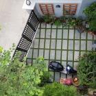 Nhà 3 tầng, 7 phòng ngủ, sân vườn nhỏ, Mỹ An - B483