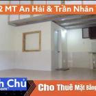 Chính chủ cho thuê mặt bằng 2 mặt tiền góc An Hải 8 và Trần Nhân Tông, quận Sơn Trà