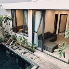 Mini Villa hồ bơi 3 phòng ngủ gần biển Mỹ Khê - B516