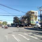 Nhà mặt tiền Nguyễn Công Trứ, DT đất 250 m2 – 25 tr/th