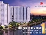 Marina Tower dự án căn hộ sân vườn trên cao, view sông, gần chợ chỉ từ 826 triệu/căn