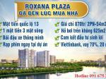 Roxana Plaza chỉ 870tr, CK lên đến 2%, 5 chỉ vàng, liên hệ: 086.9191.630