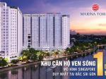 Căn hộ Marina Tower, sự lựa chọn hàng đầu cho gia đình trẻ, giải pháp định cư ngay cửa ngõ Sài Gòn