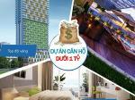 Bán chung cư mặt tiền QL 13, Thuận An, Bình Dương, diện tích 56m2, giá 970 triệu