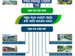 Bán đất tại dự án khu dân cư Phú Hồng Thịnh 10, Dĩ An, Bình Dương, giá 25 triệu/m2