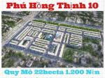 Cảnh báo siêu dự án Phú Hồng Thịnh 10 chỉ có 25tr/m2