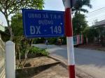 Bán đất mặt tiền DX 149, phường Tương Bình Hiệp, TP Thủ Dầu Một, Bình Dương