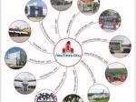 Đất Tân Uyên giá rẻ, sổ đỏ từng nền, gần chợ, trường học, KCN Vsip 3, điểm đầu tư lý tưởng