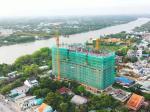 Bán căn hộ mặt tiền sông Sài Gòn, liền kề QL13 Lái Thiêu, TP Thuận An, 950tr/căn