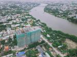 Bán CH 48m2, 1PN Vista Riverside tầng 18 view sông trực diện 1.14 tỷ. Qua năm nhận nhà, 0972268970