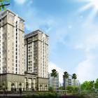 Căn hộ DaNang Plaza 1 phòng ngủ, tầng cao, nội thất đẹp